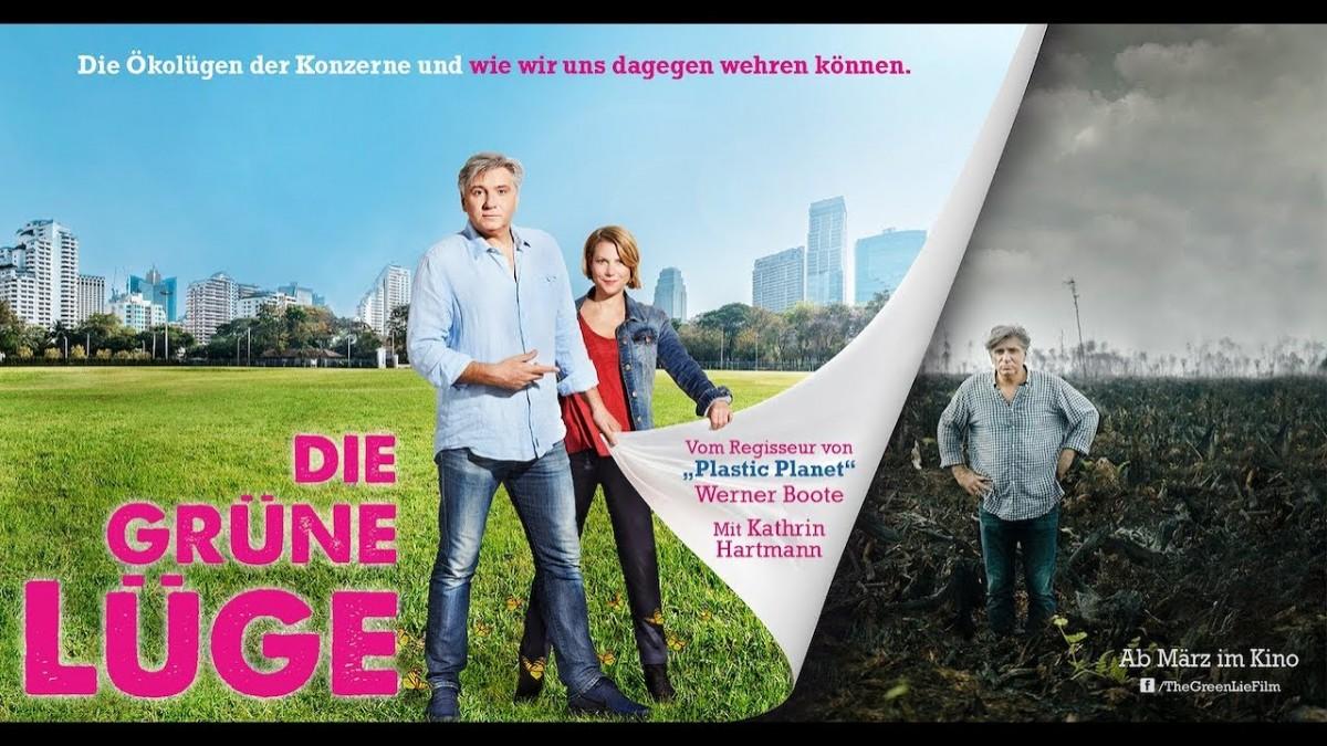 """Grünes Kino zeigt """"Die grüne Lüge"""""""