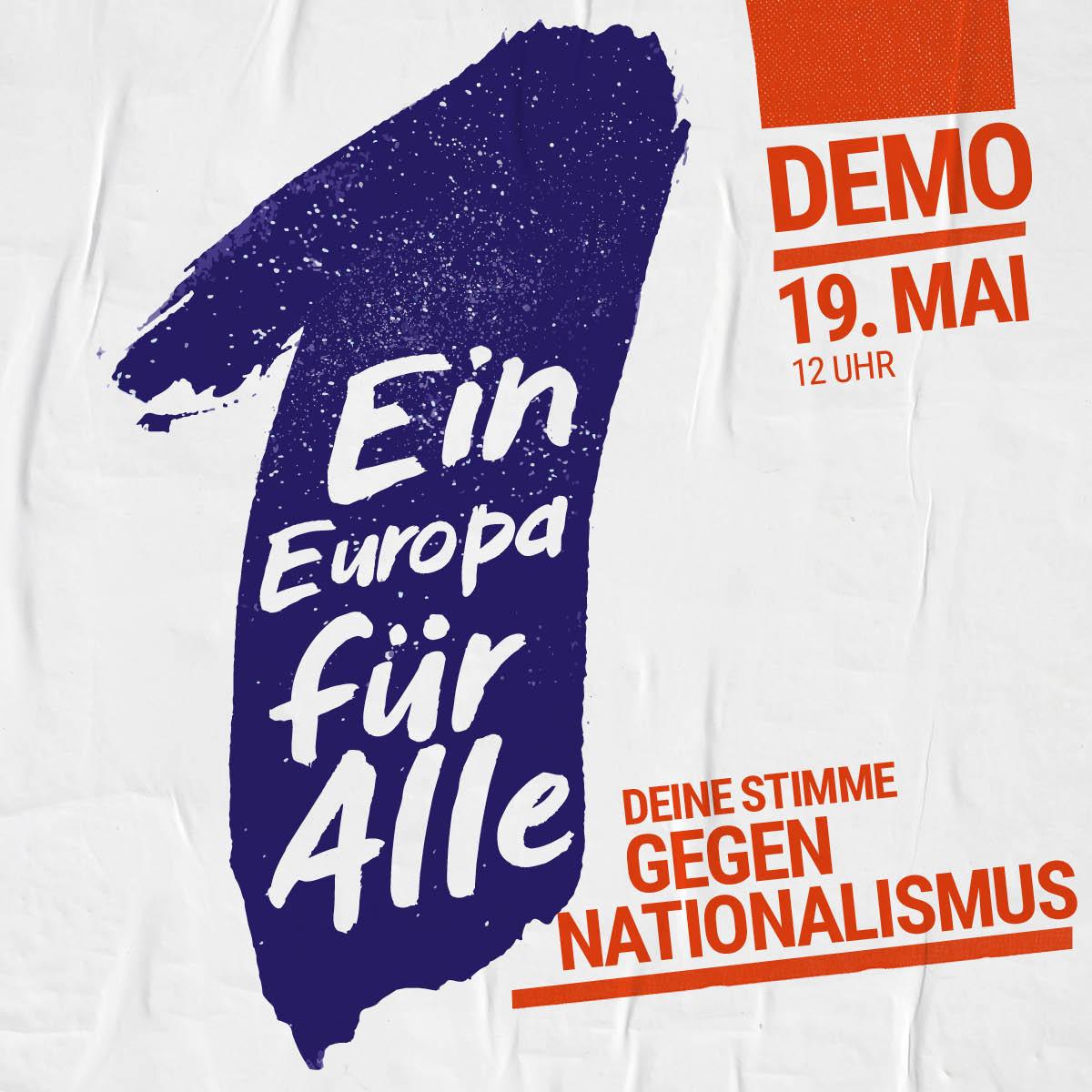 1EuropaFürAlleDemo